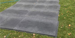 safe site matting