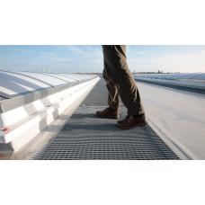 CrossGrip - PVC Roof Walkway Matting - 10m x 60cm