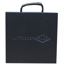 Eco Lift Outrigger Pad - 400mm x 400mm x 40mm - 6.3kg