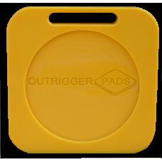 Hi-Pro Recessed Outrigger Pad - 400mm x 400mm x 30mm - 4.4kg