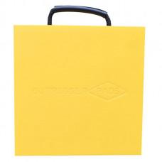 Hi-Viz Outrigger Pad – 300mm x 300mm x 30mm – 2.8kg