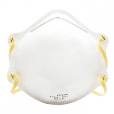 FFP2 Molded Respirator Face Masks - Packs of 10