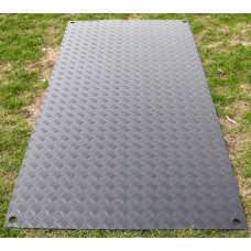DuraMatt Single Sided Access Mat - 2400mm x 1200mm x 12mm - 34kg