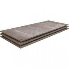 Plain Steel Road Plates 1250mm x 1250mm x 13mm