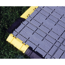Rola-Trac Ultra Pedestrian and Event Matting - 330mm x 165mm x 18mm - 0.198kg